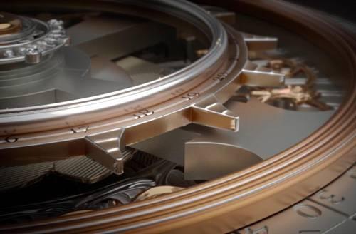 手表三维展示动画
