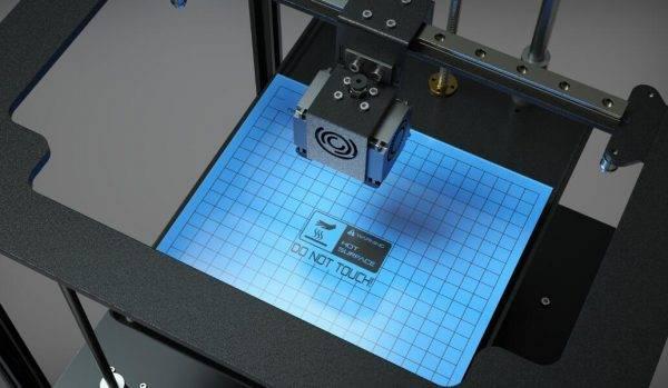 三维打印机动画