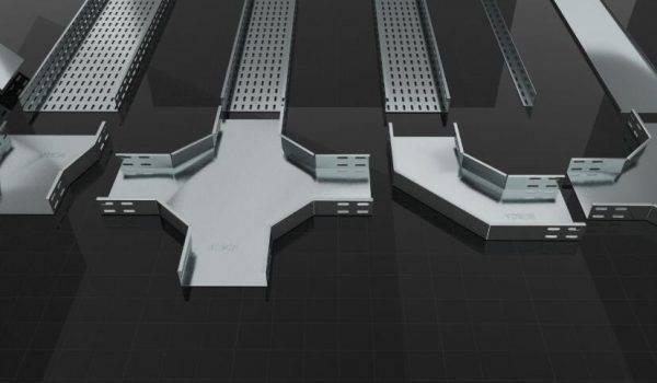 柏仕佳托盘桥架安装动画